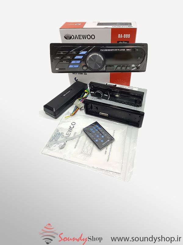 پخش-پنل-جدا-شو-Daewoo-مدل-DA-999-3ساندی-شاپ